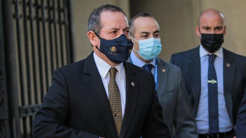 """Director de la PDI por querella del CDE contra Héctor Espinosa: """"Estamos a disposición de Fiscalía"""""""