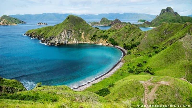 """Indonesia sigue adelante con la construcción de """"Jurassic Park"""" pese a las advertencias"""