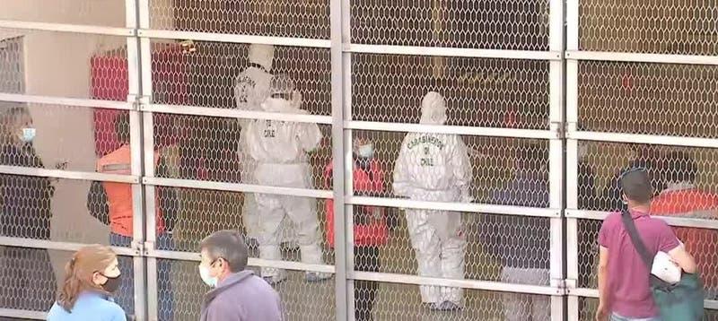 Un muerto tras violenta pelea en estación de Metrotren en San Bernardo