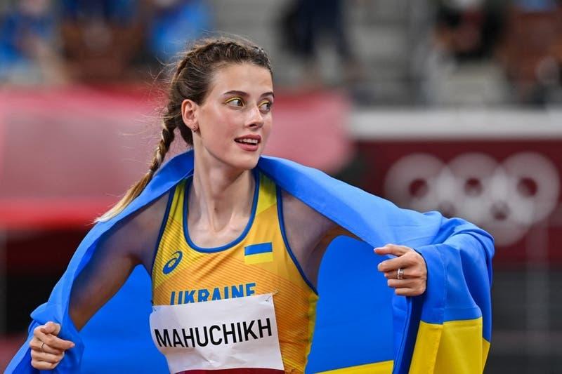 """Ucrania pedirá explicaciones a atleta por imagen que provocó """"indignación"""" en Tokio 2020"""