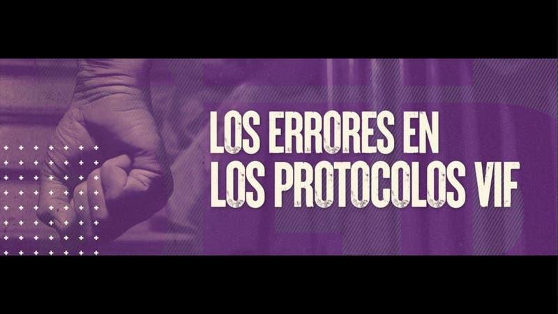 Reportajes T13: Condena por errores policiales en protocolos de violencia intrafamiliar