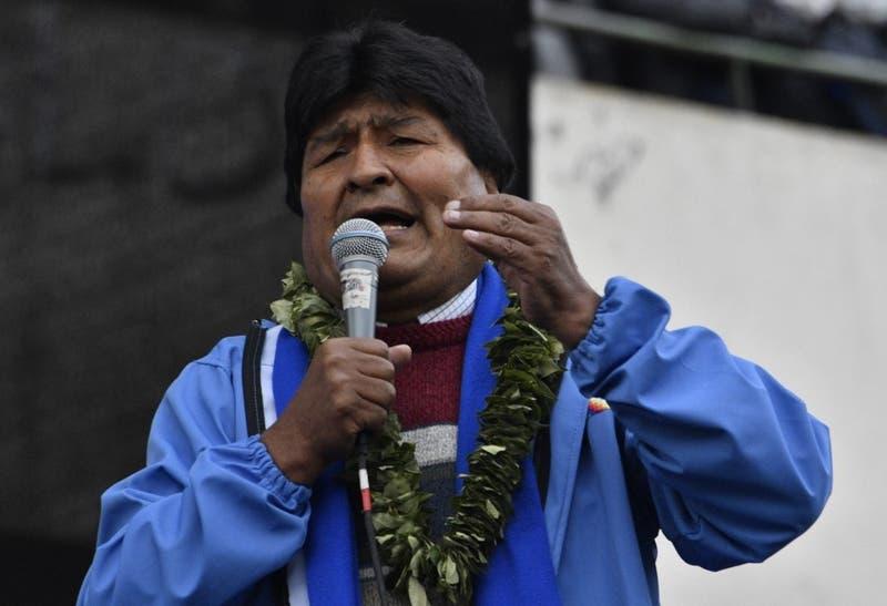 """Evo Morales dice que el coronavirus es parte de una """"guerra biológica creada por el capitalismo"""""""
