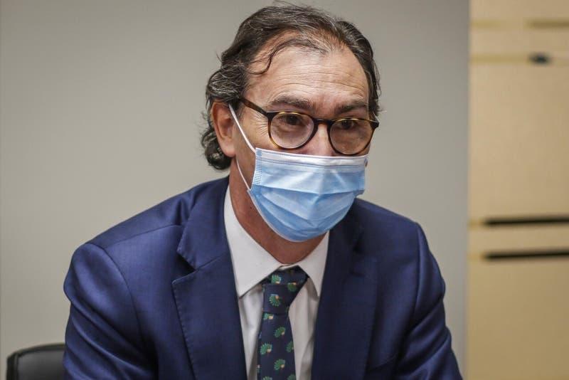 """Ministro Figueroa y rechazo de acusación constitucional en su contra: """"Ahora estamos más aliviados"""""""