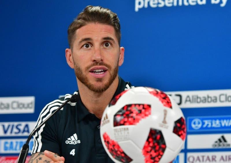 Revelan la fecha estimada para que Sergio Ramos debute en el PSG