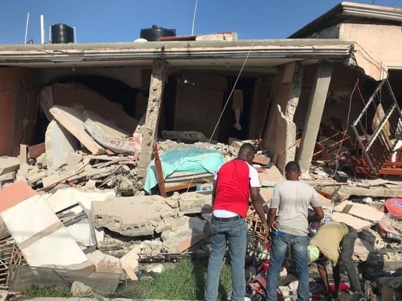 Emiten alerta de tsunami en Haití tras terremoto magnitud 7.2