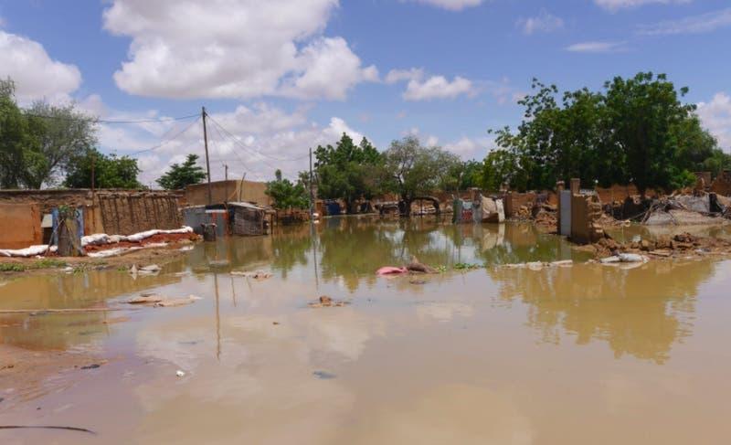 Al menos 64 muertos y casi 70.000 damnificados por lluvias en Níger desde junio