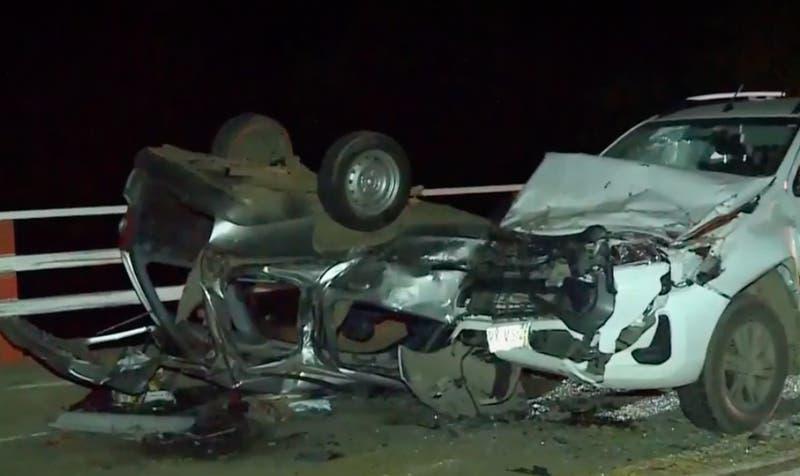 [VIDEO] Niña de un año murió en accidente automovilístico en Collipulli