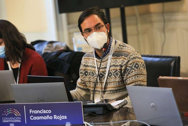 Francisco Caamaño renuncia a La Lista del Pueblo: Sexta baja de un constituyente