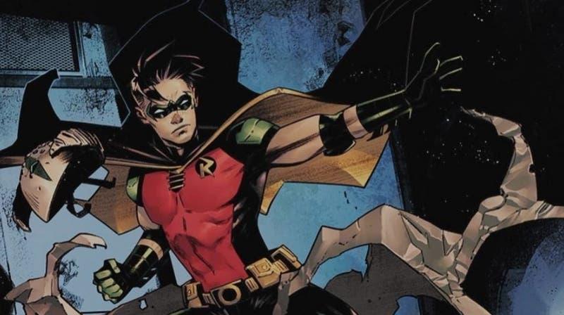 ¿Robin homosexual? Último cómic de Batman lo revela