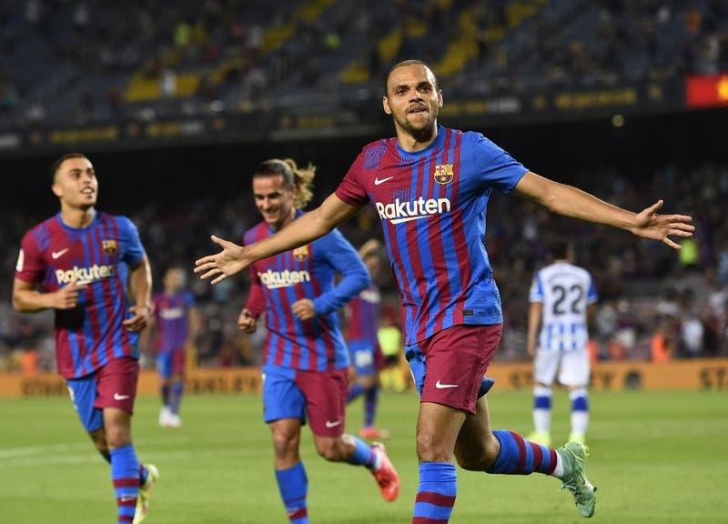 El Barca no extrañó a Messi en su debut en LaLiga: Venció 4-2 a la Real Sociedad