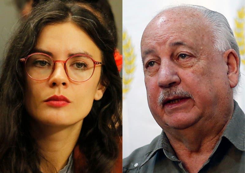 Camila Vallejo no irá a reelección y Guillermo Teillier sería candidato a cupo en el Senado
