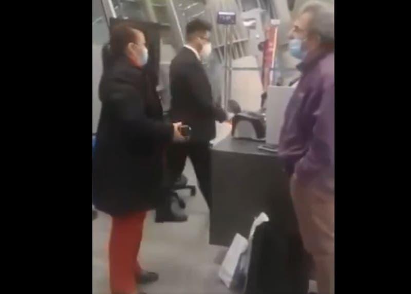 Detienen a hombre en aeropuerto: Insultó a personal de aerolínea y agredió a personal PDI