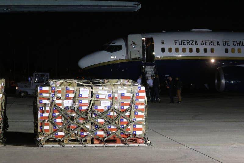 Esta noche el gobierno enviará ayuda humanitaria para los damnificados tras el terremoto en Haití