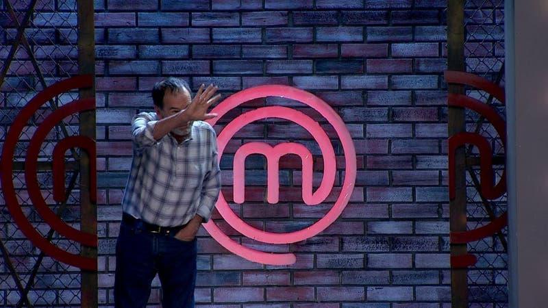 Nelson Ávila es el segundo eliminado de la nueva temporada de MasterChef Celebrity Chile