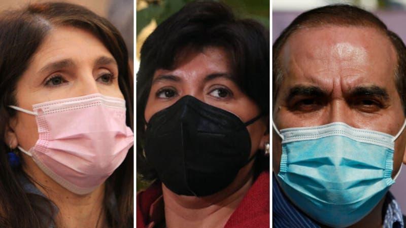 Cartas presidenciales de Unidad Constituyente se enfrentaron en debate previo a consulta ciudadana