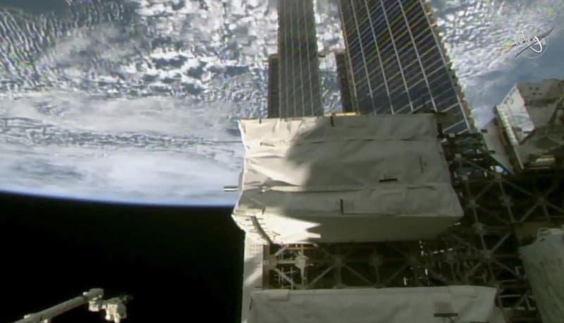 Estación Espacial Internacional visible desde Chile este lunes 16