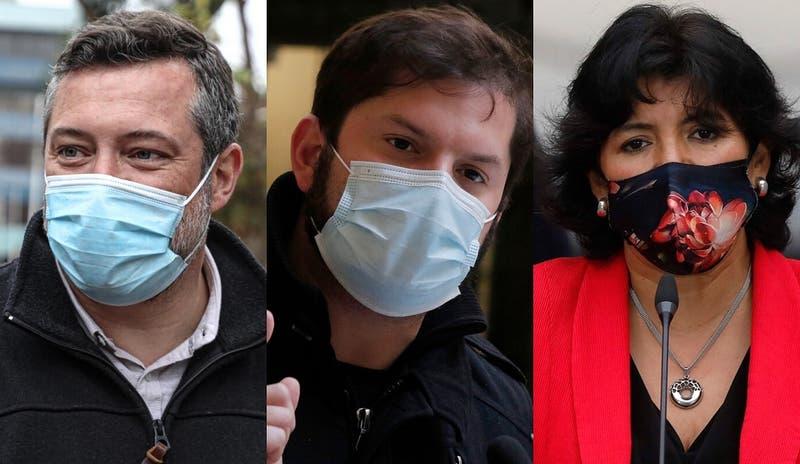 Pulso Ciudadano: Sichel y Boric lideran encuesta presidencial y Provoste cae 5 puntos