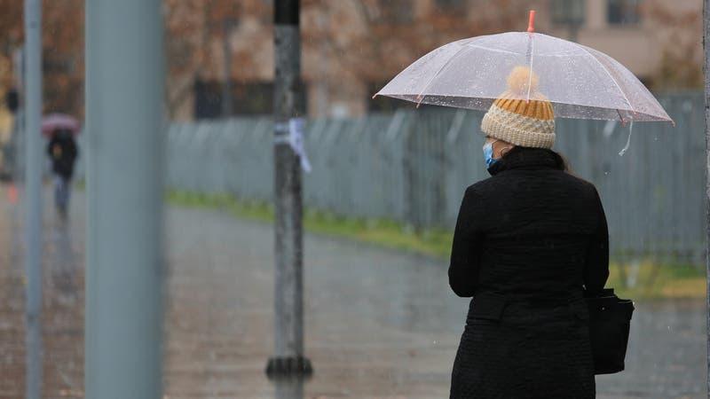 Sistema frontal: Revisa desde qué día empezará a llover en cada región