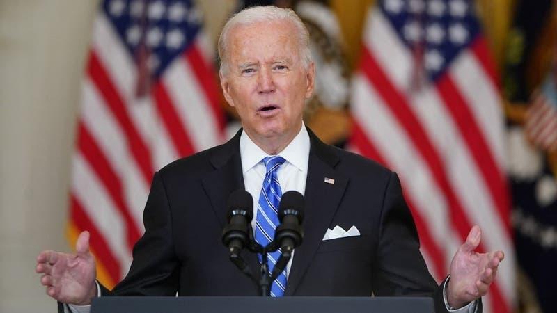 """Joe Biden justifica salida de tropas de Afganistán: """"No me arrepiento de mi decisión"""""""
