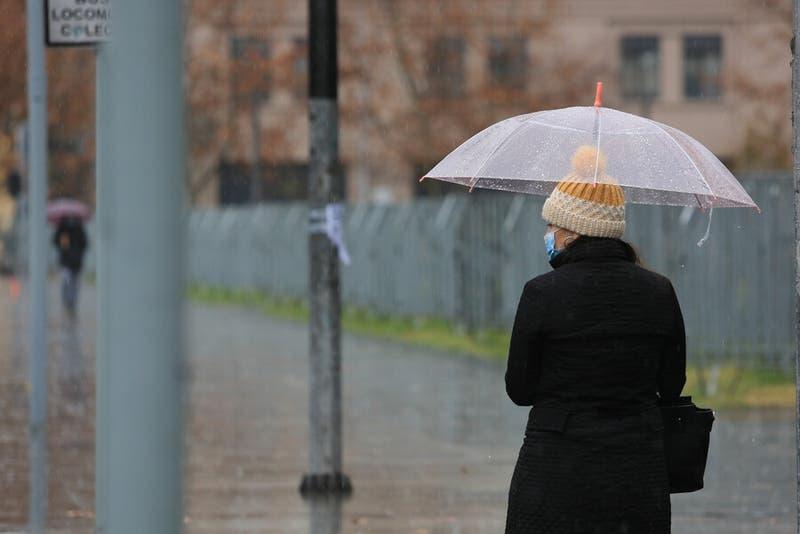 Meteorología alerta por sistema frontal en Santiago: Autoridades adelantan medidas preventivas