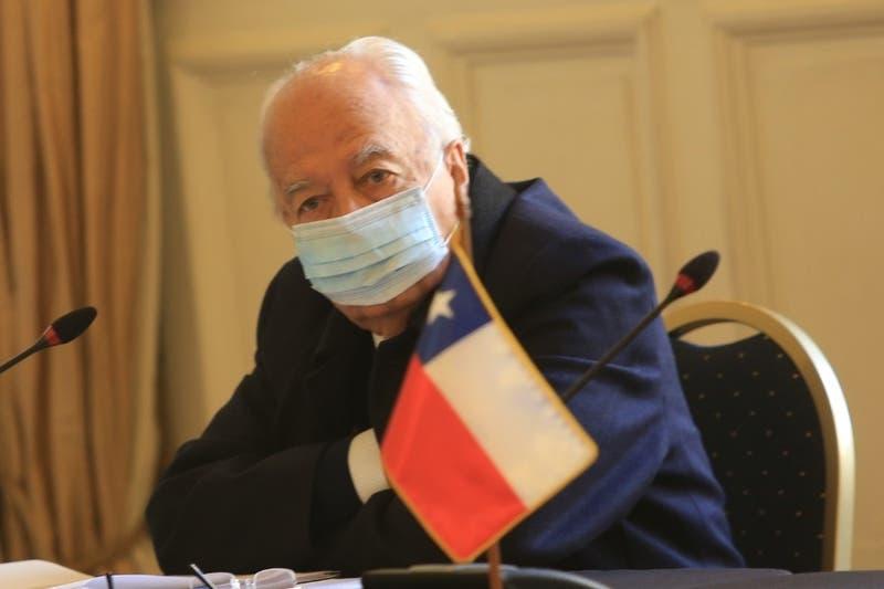 Jorge Arancibia permanecerá en comisión de DDHH de la Convención sin participar de audiencias