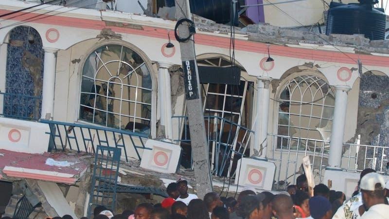 Sube la cifra de víctimas: Confirman 1.419 muertos por terremoto en Haití