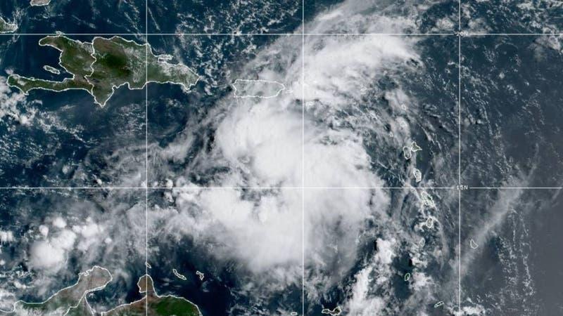 Ciclón tropical Grace descarga fuertes lluvias en Haití tras terremoto