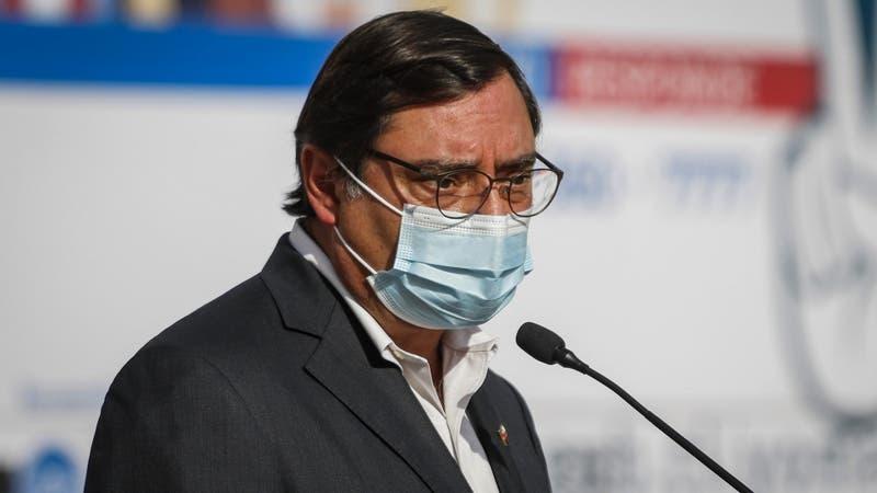 """Sistema frontal: Guevara dice que Orrego puede colaborar """"pero la emergencia la maneja el Gobierno"""""""