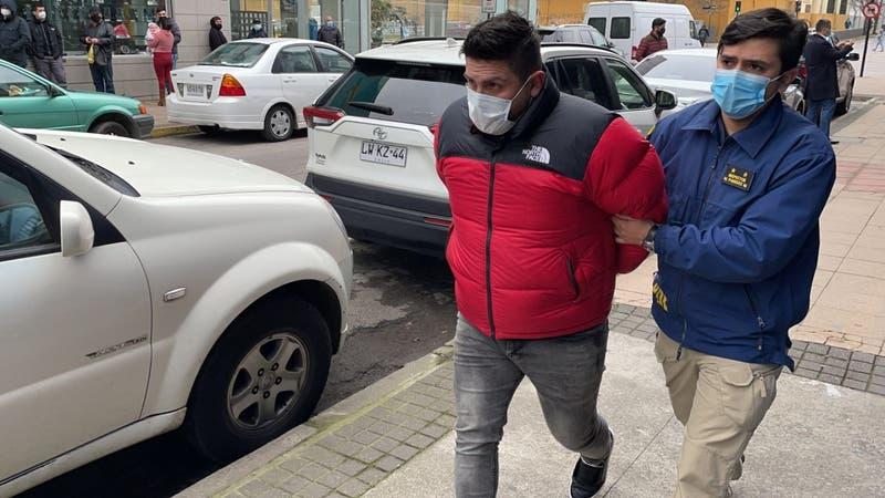 Detienen a tesitgo clave del caso Cangri tras millonario robo a empresa en Talcahuano