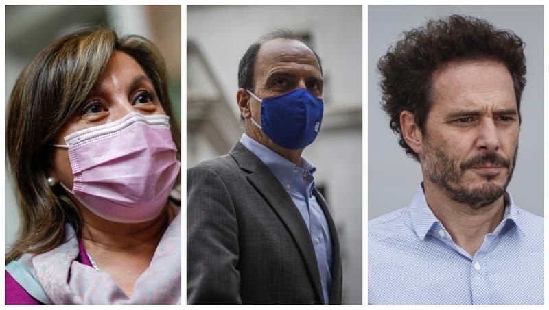 """Constituyentes de Chile Vamos firman carta reivindicando """"deuda histórica"""" hacia Pueblos Originarios"""