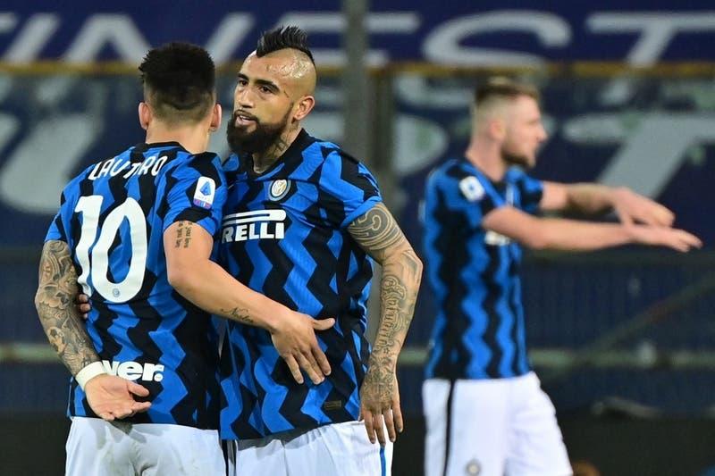 Inter buscaría desprenderse de Arturo Vidal y Miami CF de David Beckham iría por el chileno