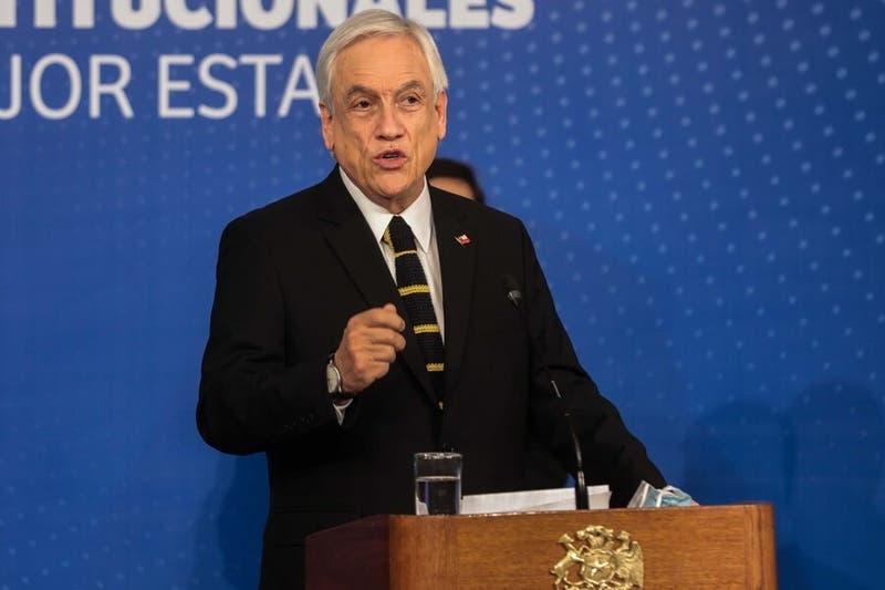 """Piñera a la ciudadanía por cuarto retiro del 10%: """"No se dejen encandilar por cantos de sirenas"""""""