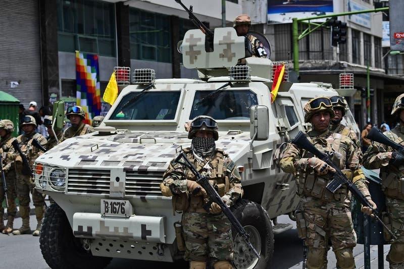 """CIDH denuncia """"masacres de civiles"""" y """"ejecuciones sumarias"""" en Bolivia tras protestas de 2019"""