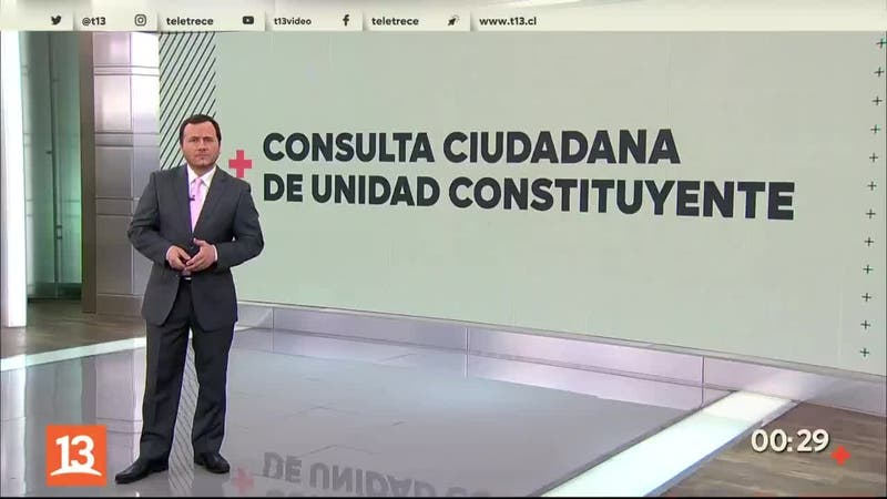 [VIDEO] Consulta ciudadana del sábado: ¿Cómo será la elección entre Provoste, Narváez y Maldonado?