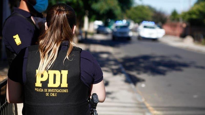 PDI investiga muerte de hombre en San Joaquín: Fue baleado en la cabeza tras discusión