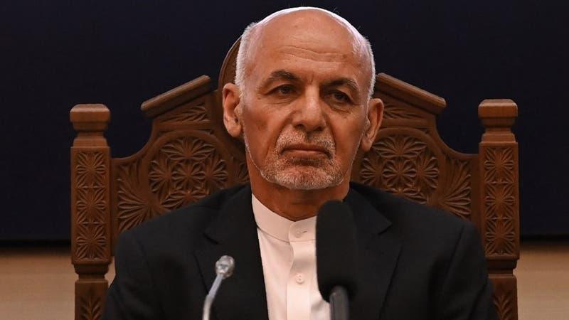 Revelan paradero de Ashraf Ghani, ex presidente afgano que huyó cuando talibanes controlaron Kabul