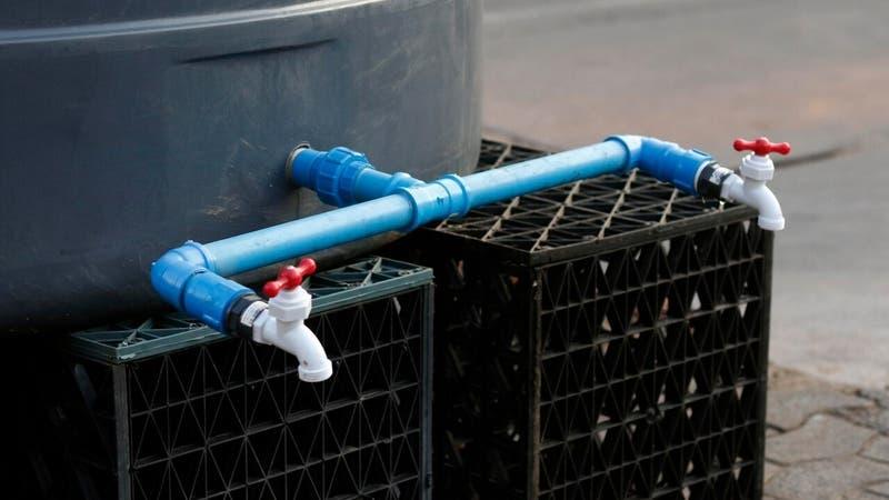 MOP descarta que suministro de agua potable en la RM sufra cortes por el sistema frontal