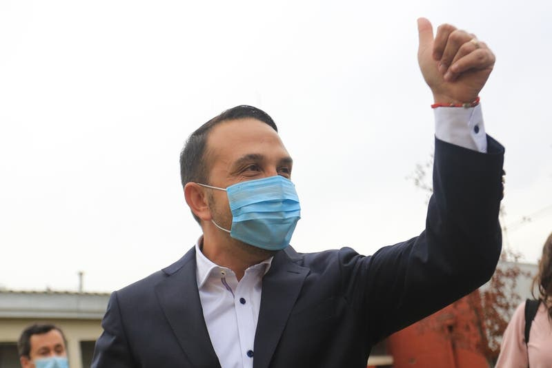 Gustavo Toro asume como nuevo alcalde de San Ramón