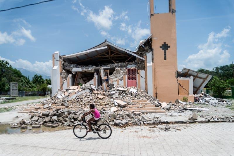 Terremoto en Haití: Víctimas fatales superan los 2 mil y heridos llegan a más de 12 mil