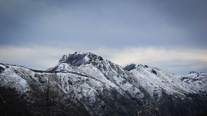 Pronostican nevadas para tres regiones de la zona central del país