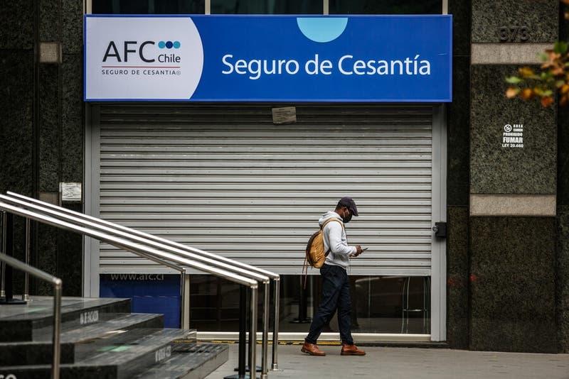 Seguro de Cesantía: Podrá sacar la totalidad de los fondos si está cesante y no recibe el seguro
