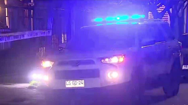 [VIDEO] Funcionario de la PDI baleó a dos hombres tras intento de asalto en San Bernardo