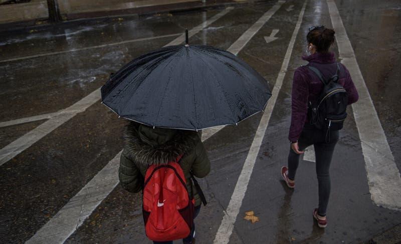 ¿Siguen las lluvias?: revisa el pronóstico para el fin de semana