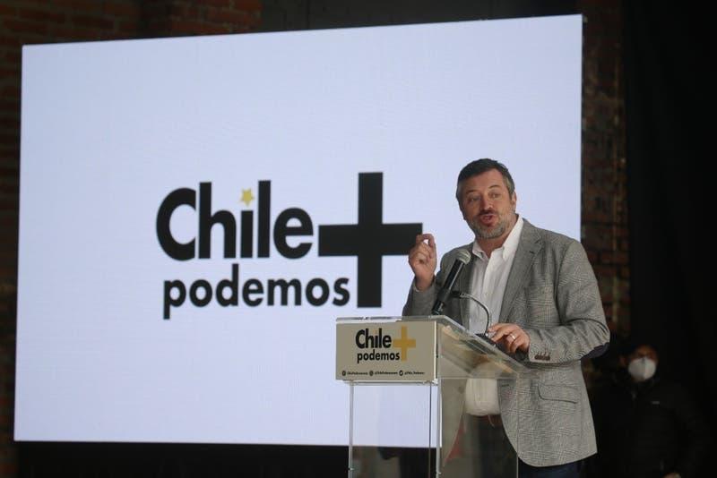 """""""Chile Podemos Más"""": El nuevo nombre de Chile Vamos para su pacto electoral"""