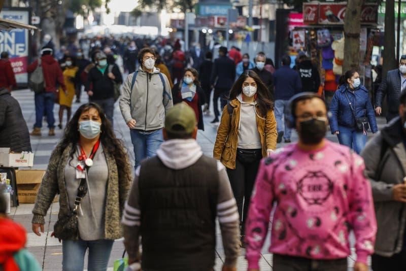 Coronavirus en Chile: 698 nuevos contagios y 39 muertes en últimas 24 horas