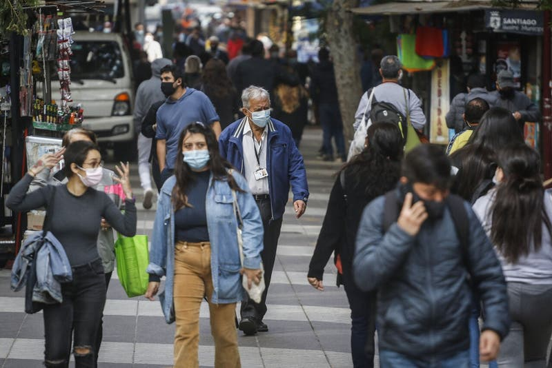 Coronavirus en Chile: 679 nuevos contagios y 45 muertes en últimas 24 horas