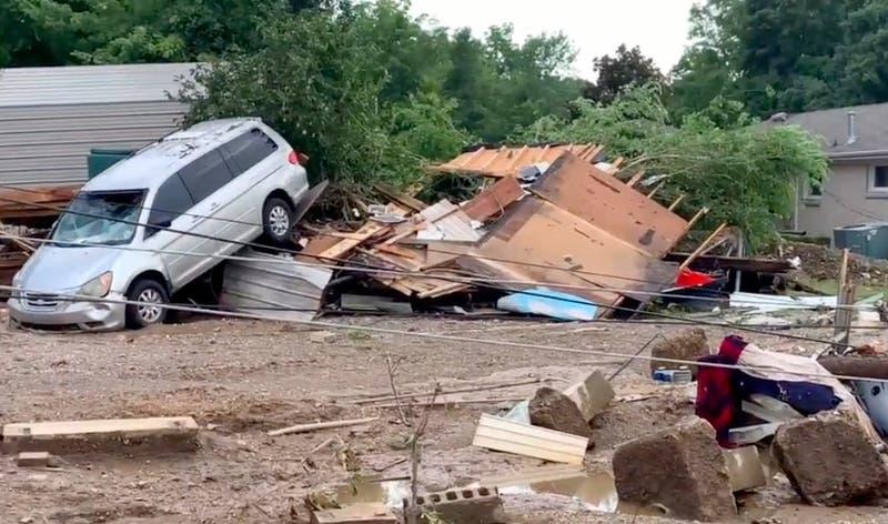 Al menos 21 muertos en inundaciones en Estados Unidos