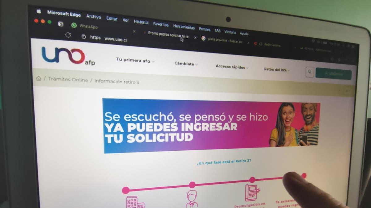 Cuarto retiro de fondos AFP: Proyecto entra en días claves | T13