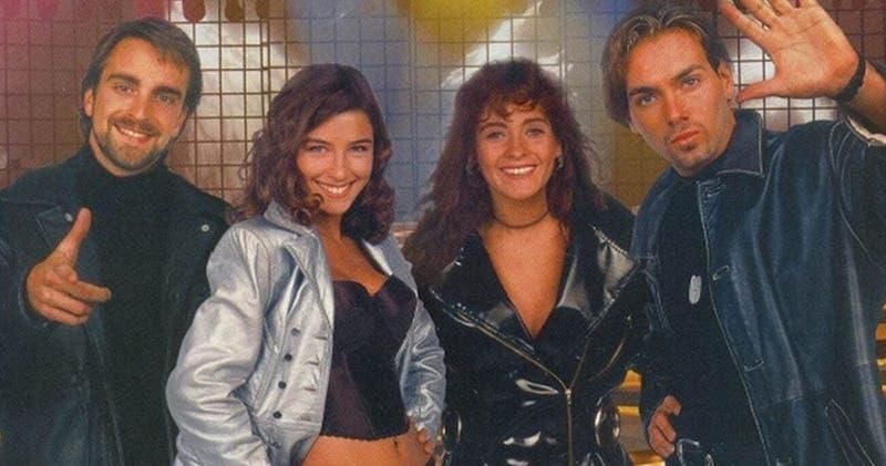 """La verdadera pareja que dejó la teleserie """"Adrenalina"""": 25 años de amor real"""