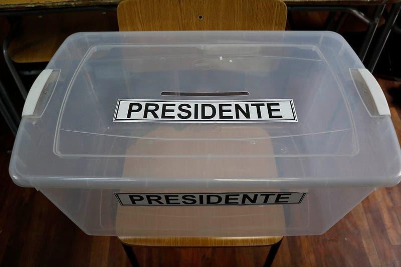 Nueve nombres: Así quedaría la papeleta de candidatos presidenciales de noviembre